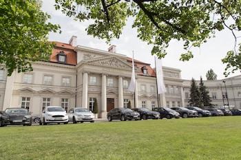 Mynd af Hotel Bellotto í Varsjá