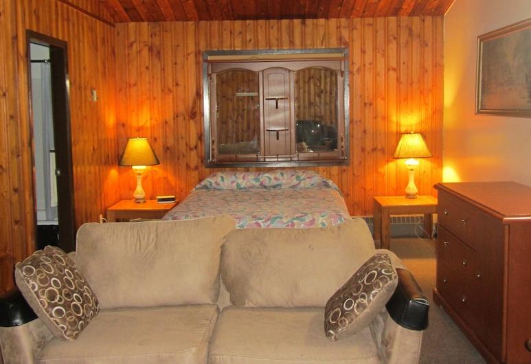 Pembina River Inn, Entwistle, Habitación ejecutiva, para no fumadores, Sala de estar