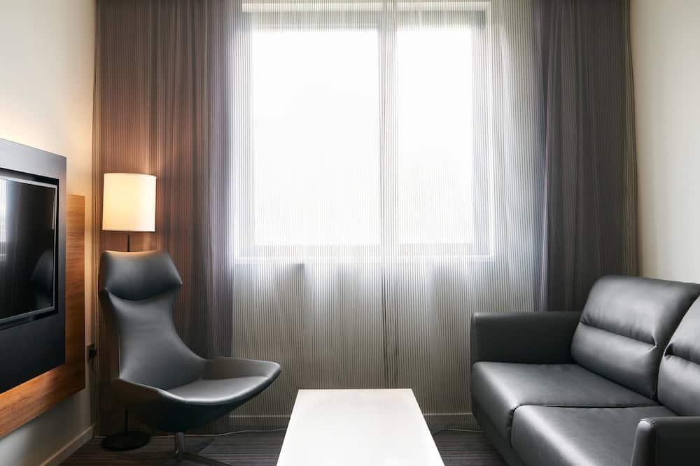 Familienzimmer, 1 Doppelbett, Nichtraucher, Eckzimmer - Zimmer