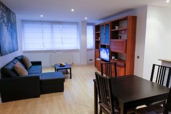 Nuotrauka: Apartamentos BCN Port, Barselona
