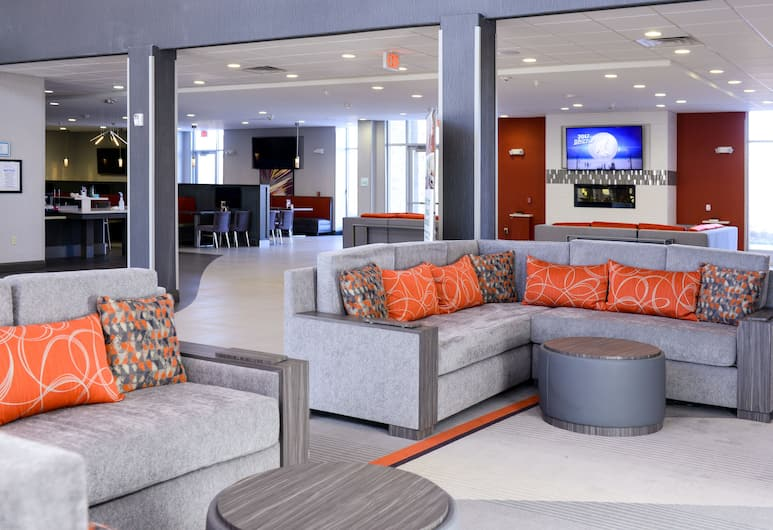 Holiday Inn Abilene - North College Area, Abilene, Infrastruktura wewnętrzna hotelu