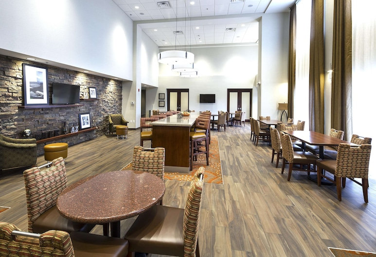 Hampton Inn & Suites Page - Lake Powell, Side, Reception