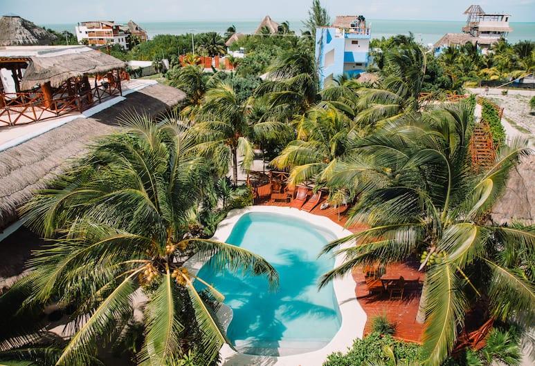 Ensueño Holbox and Beach Club, Isla Holbox, Välibassein