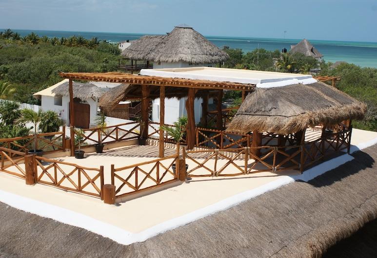 Ensueño Holbox and Beach Club, Isla Holbox, Terasa