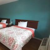 Двухместный номер «Эконом» с 1 двуспальной кроватью - Номер