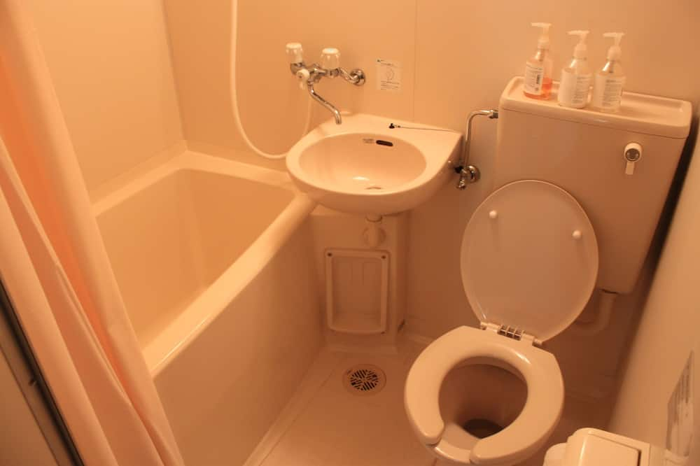 Twin soba, za nepušače, privatna kupaonica - Kupaonica