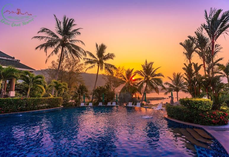 Chai Chet Resort Koh Chang, Kočangas, Lauko baseinas