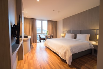 Fotografia do New Season Square Hotel em Hat Yai
