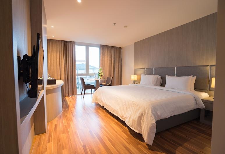 New Season Square Hotel, Hat Yai, Superior Double Room, Vendégszoba