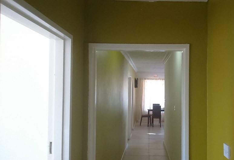 Wells Guest House, Francistown, Interior Entrance
