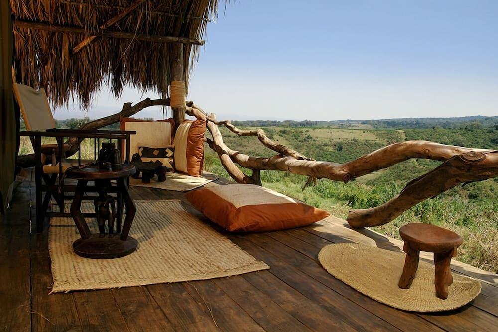 Deluxe Tent, Garden View - Terrace/Patio