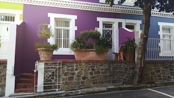Picture of Purple House in Cape Town