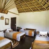 Cottage Familial, 2 chambres - Salle de bain commune