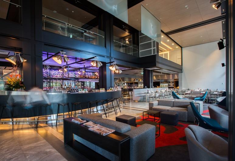 鉑爾曼悉尼機場酒店, 馬斯覺, 大堂閒坐區