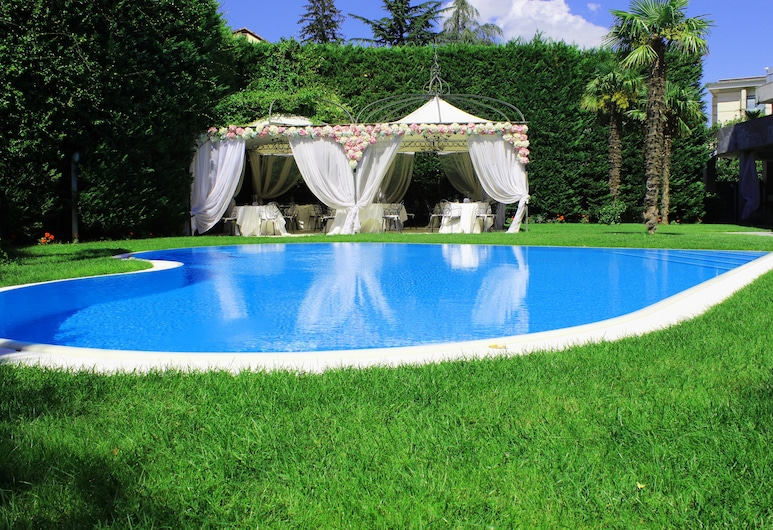 Hotel De La Ville Avellino, Avellino, Outdoor Pool