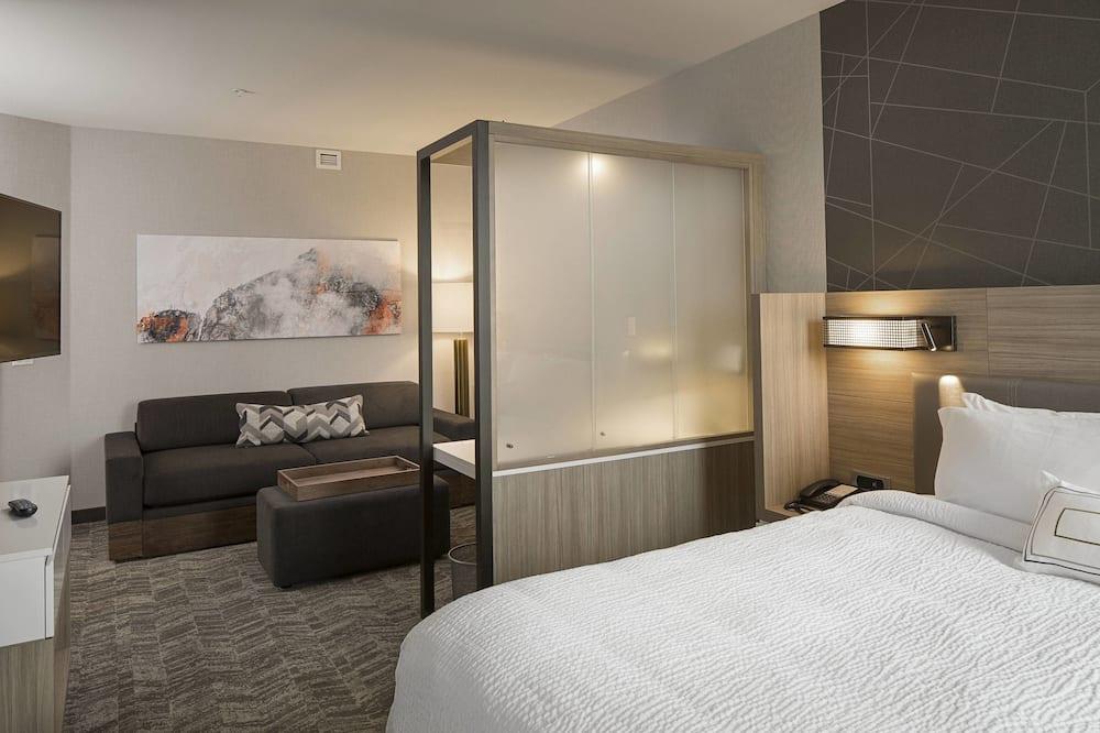 Люкс, 2 двуспальные кровати «Квин-сайз», для некурящих - Главное изображение