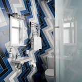 Chambre Simple Économique - Salle de bain