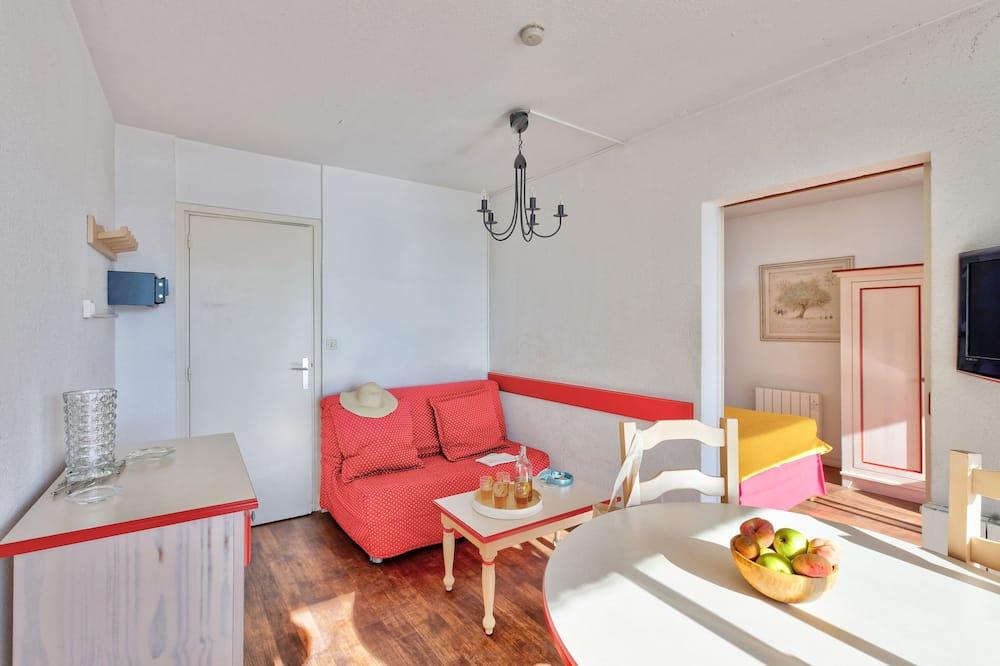 Štandardné štúdio, balkón - Obývacie priestory