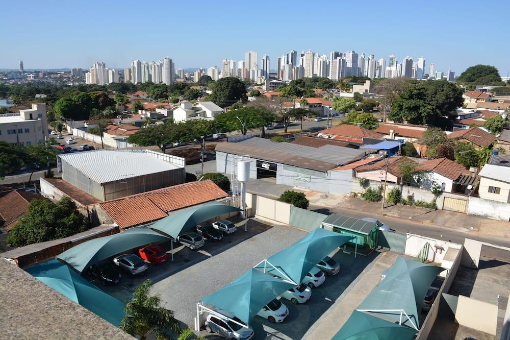 Apartamento Junior Triplo King - City View