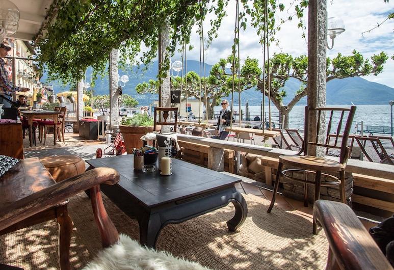 Seven Boutique Hotel, Ascona, Hotelový bar