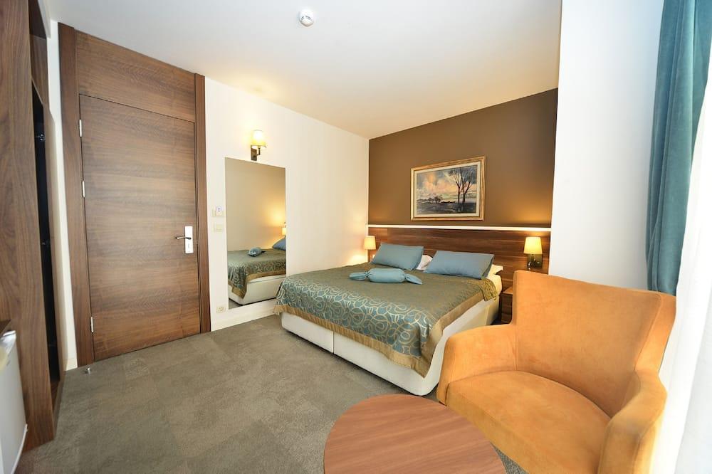 Jednolôžková izba typu Deluxe - Obývacie priestory