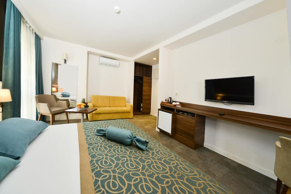 Trojlôžková izba typu Deluxe - Hosťovská izba