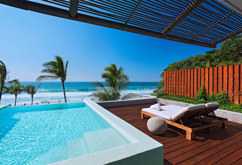W Punta de Mita, Punta de Mita, Suite, 1 Bedroom, Non Smoking, Oceanfront, Guest Room