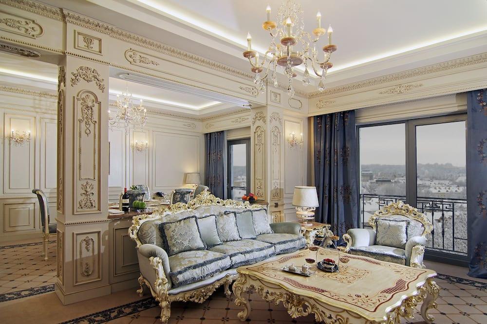 Predsjednički suite - Dnevni boravak