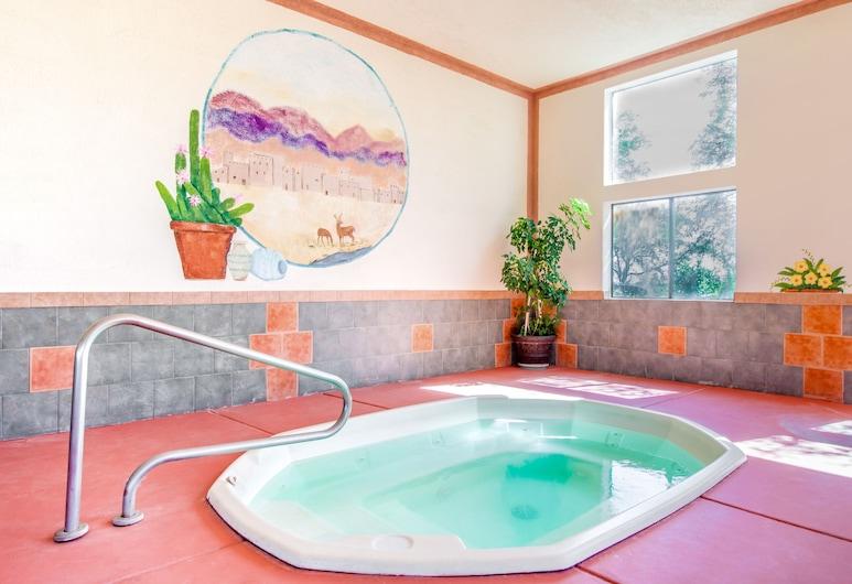 銅峽谷旅館, 坎普維德, 室內 Spa 池