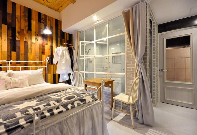 February Hotel Hwanggeum, Daegu, Standard Tek Büyük Yataklı Oda, Oda