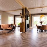 Villa Superieur 14 persoons Wellness - Living Area