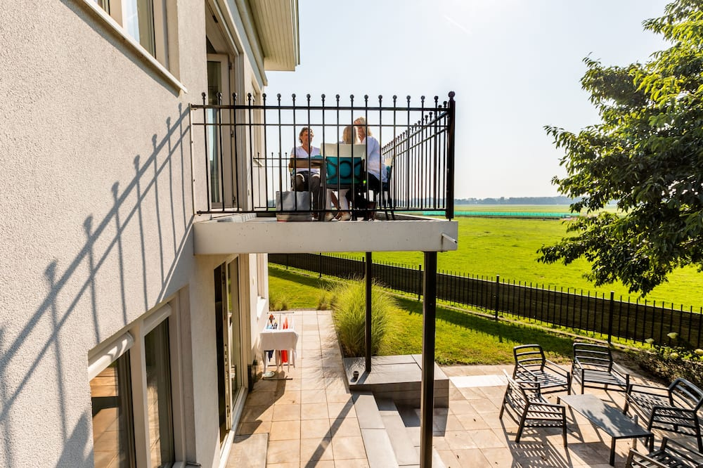 Deluxe-Apartment (For 4) - Balkon