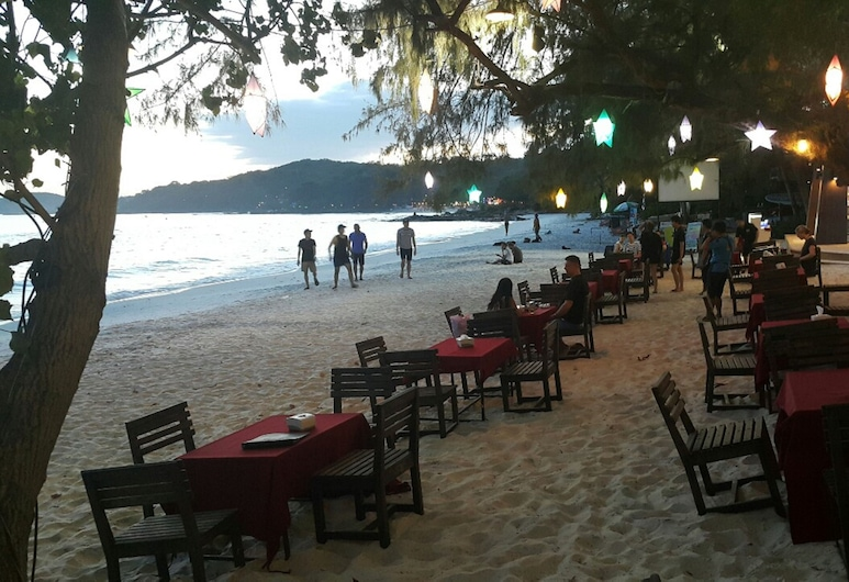 Avatara Resort, Rayong, Plage