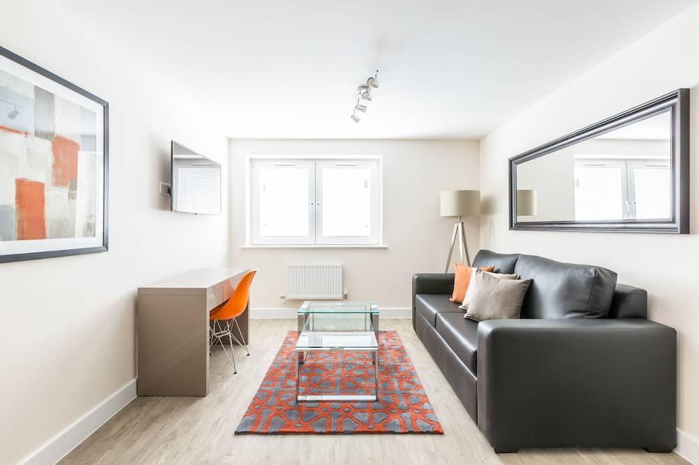 Luksus-lejlighed - 1 soveværelse - Stue