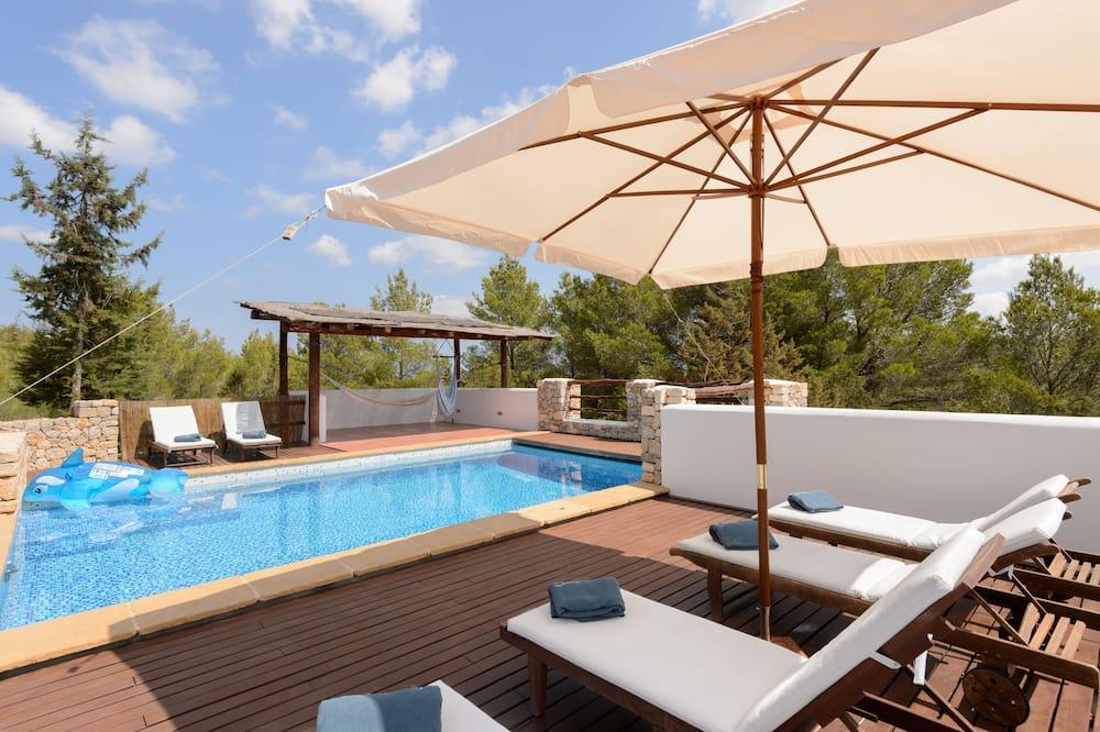 Villa, 5 Quartos - Piscina privada