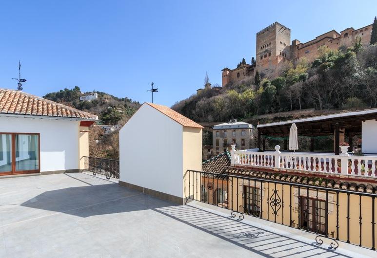 Oro del Darro Suites, Granada, Terasa / vidinis kiemas