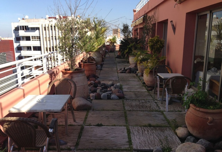 Rihab Hotel, Rabat, Terrace/Patio