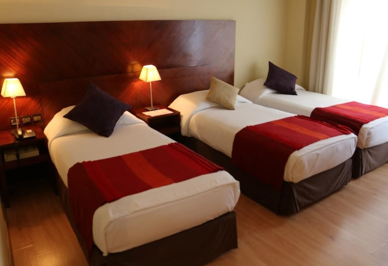 Rihab Hotel, Rabat, Chambre Triple Supérieure, Chambre
