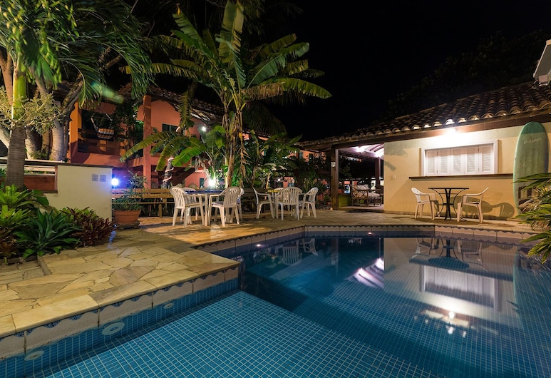 Pousada Chez Nice, Buzios, Venkovní bazén