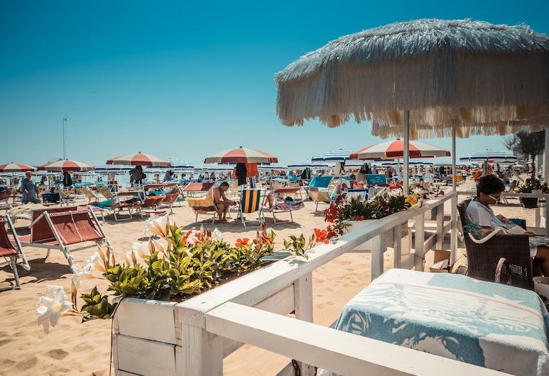 Hotel Missouri, Bellaria-Igea Marina, Plaża