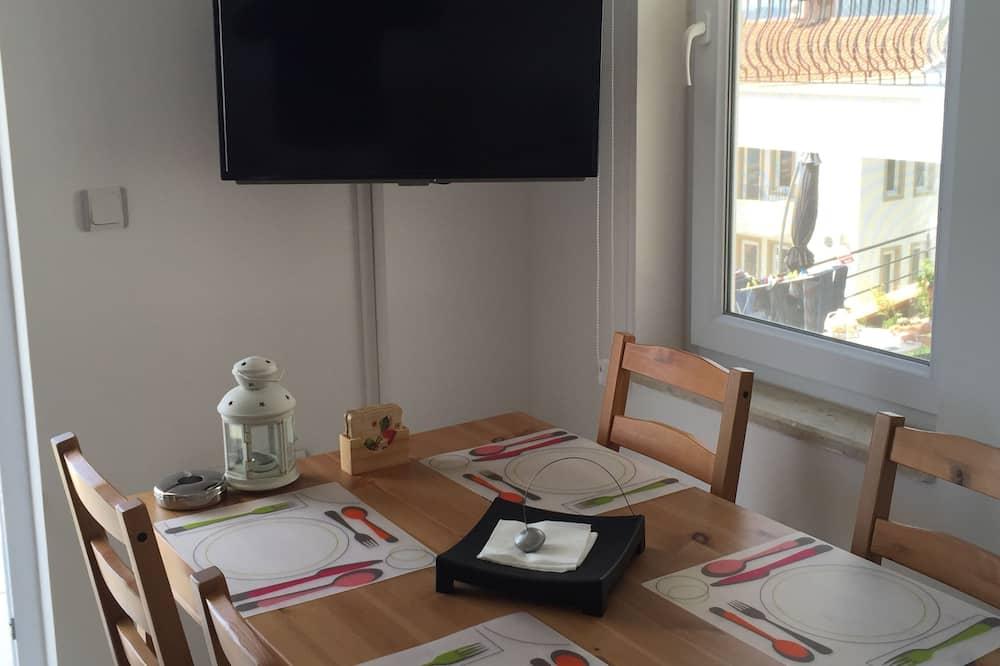 Lägenhet - Matservice på rummet
