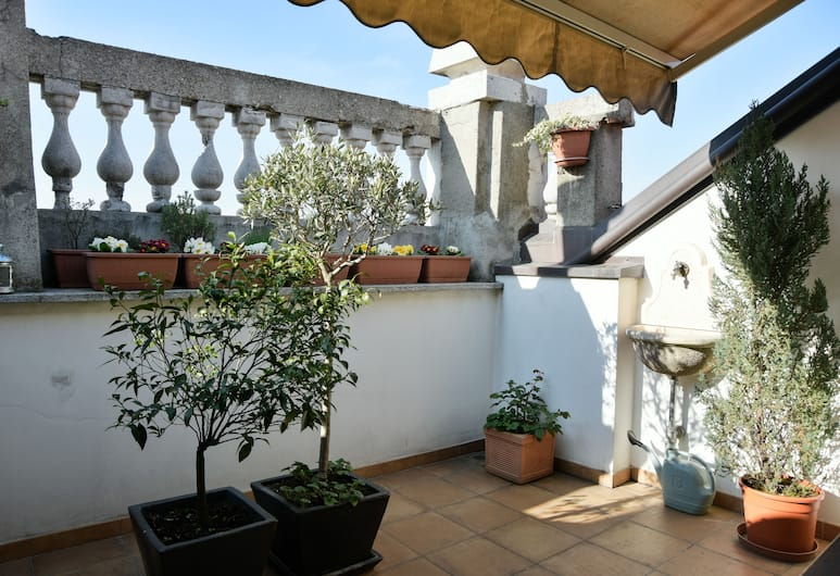 Beesprint Apartment Fiera Milano City, Milano, Attico, terrazzo (Via Eleuterio Pagliano, 5), Terrazza/Patio
