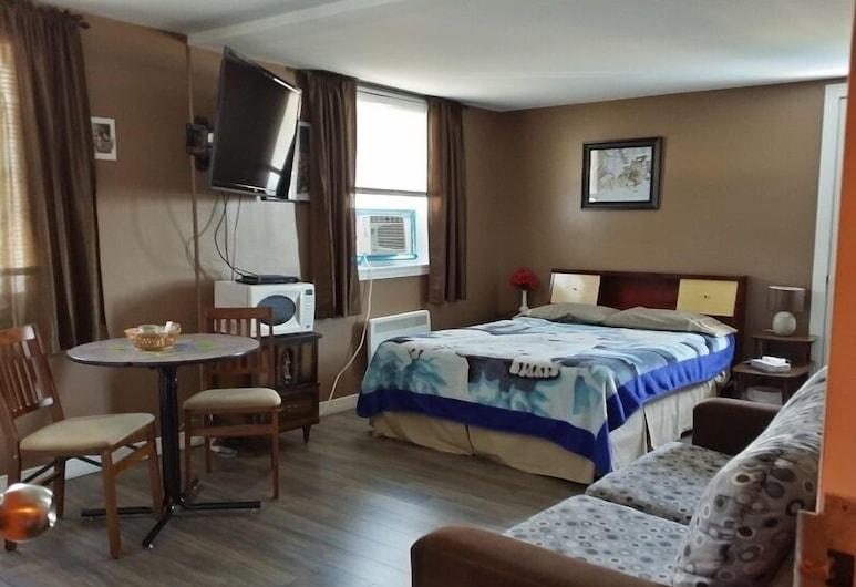 La Vieille Auberge, Val-d'Or, Apartment, 1 Bedroom, Kitchen (Chambre 5), Room