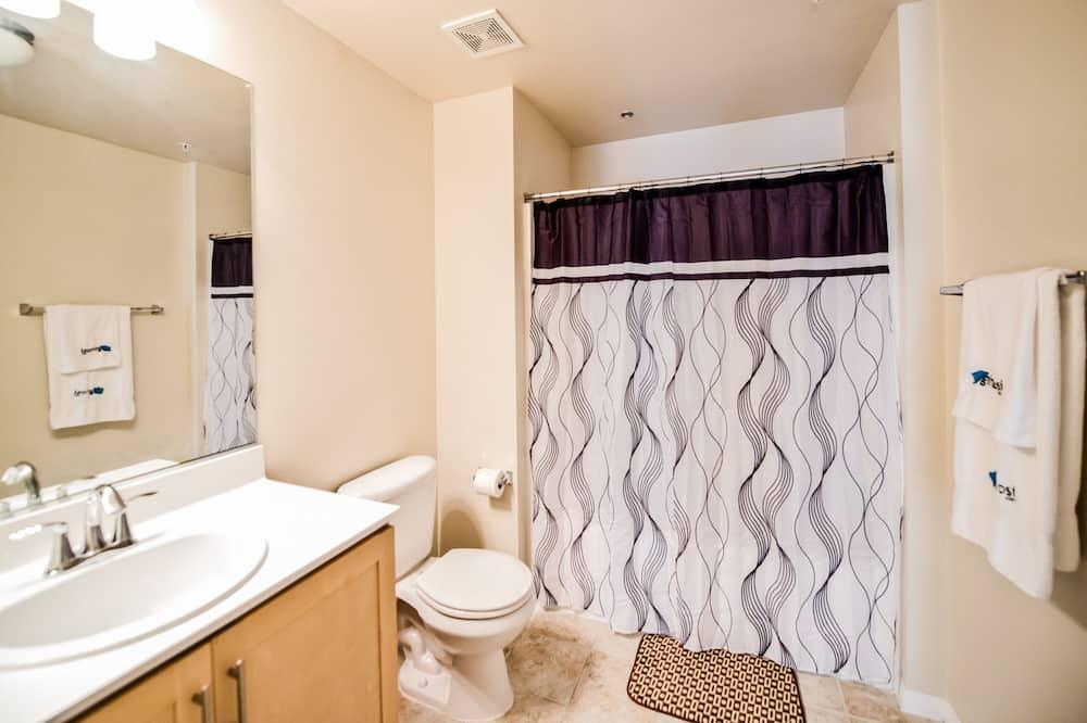 Appartement Luxe, 2 chambres - Salle de bain