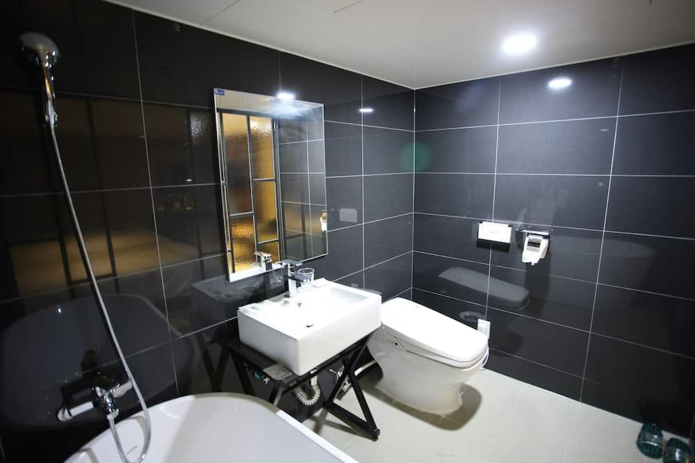 豪華雙床房 - 浴室