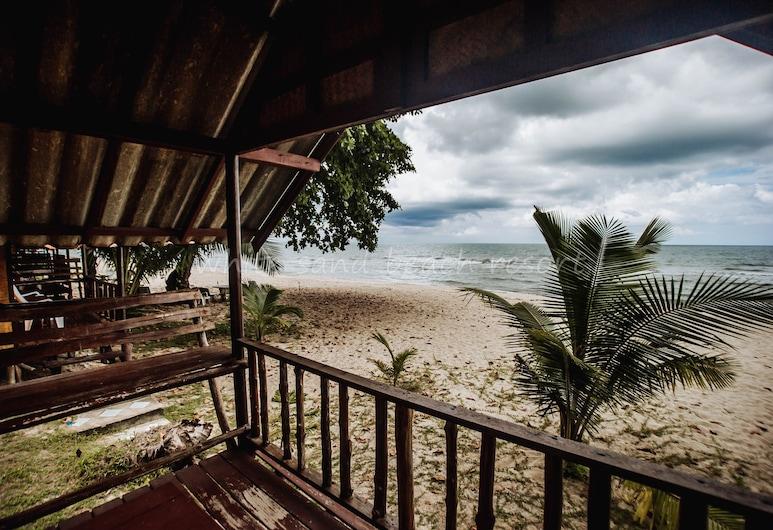 白沙海灘渡假村, 象島, Beach Front, 露台