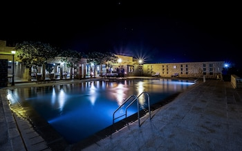 Foto van Hotel Rawal Kot in Jaisalmer