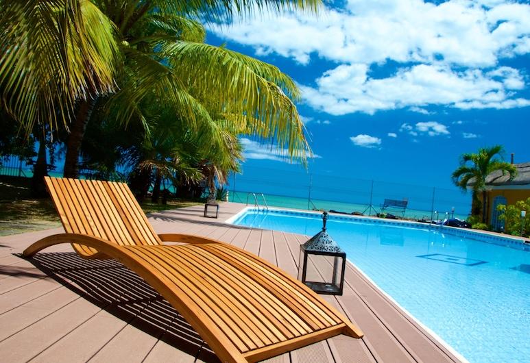 安納卡奧別墅酒店, 路易士港, 室外泳池