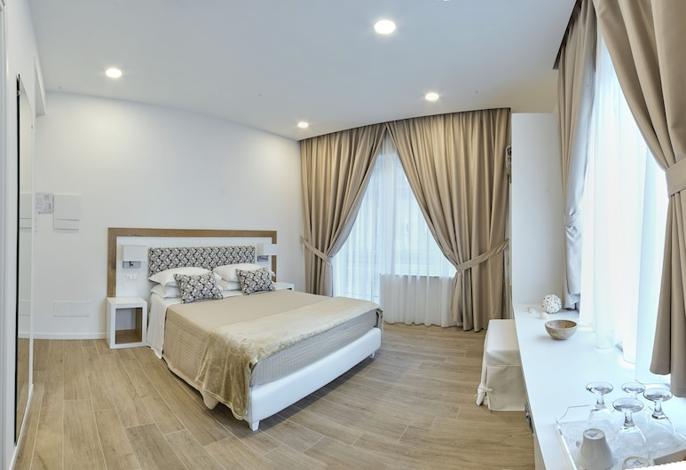 Dea Guest House, Sorrent, Classic-Doppelzimmer, Balkon, Zimmer