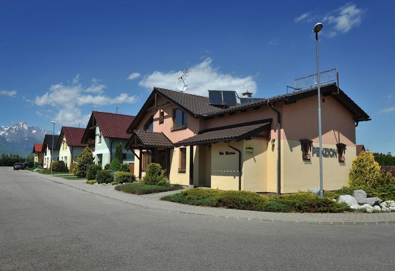 Vila Martina, Попрад